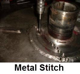 metal stich